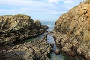Rocas y mar en Tapia de Casariego Asturias paraíso natural