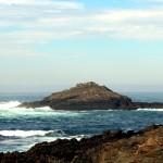 Islote Mar Cantábrico Asturias Paraíso natural