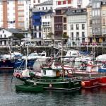 Puerto de Luarca Principado de Asturias