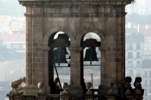 Campanario catedral Orense