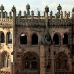 Cimborrio catedral de Orense