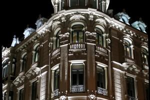 Edificio Oviedo Principado de Asturias
