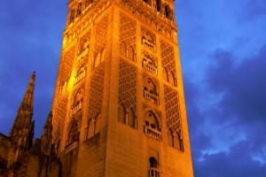 Torre de la Giralda de Sevilla