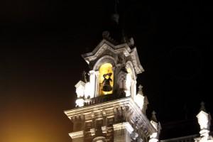 Torre del campanario San Juan el Real de Oviedo