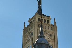 Calle Alcalá Madrid torres