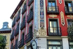 Calle Postas Posada del Peine Madrid
