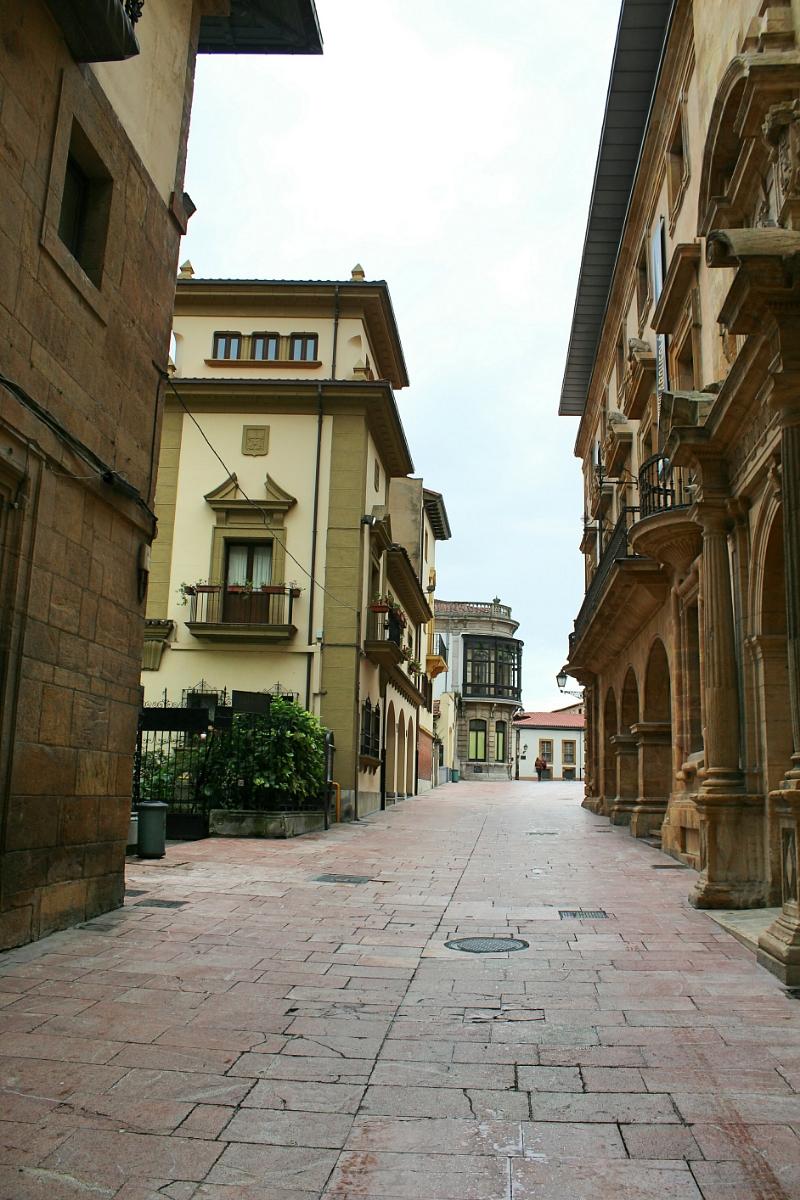 Calle de San Vicente Oviedo