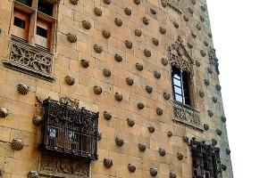 Casa de las Conchas en Salamanca
