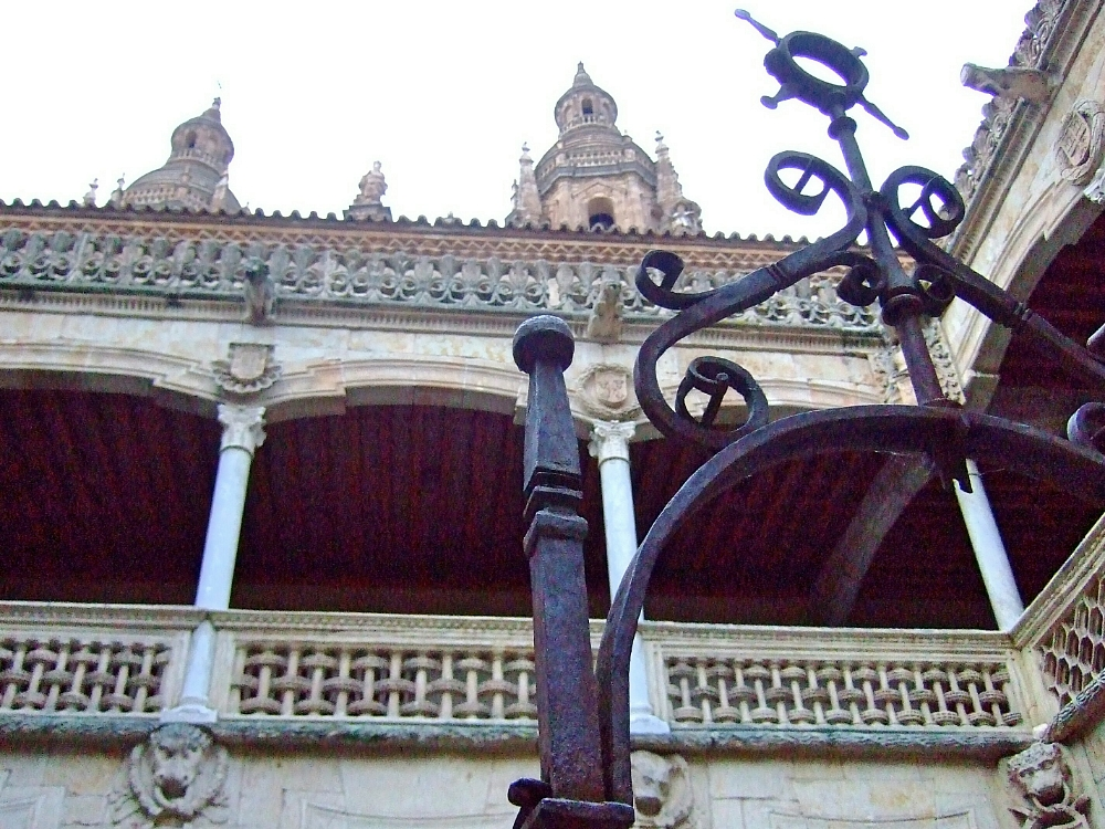 Casco antiguo Salamanca