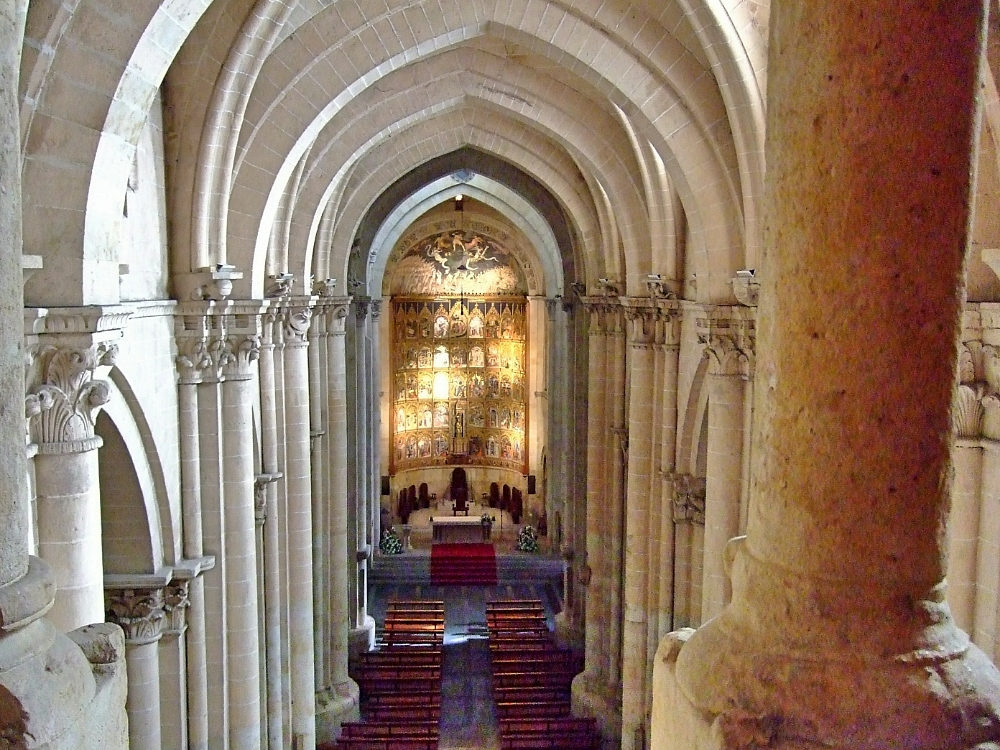 Catedral de Salamanca interior