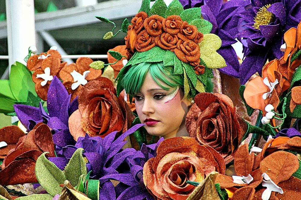 Desfile Carnaval 2016 Ourense Orense 11