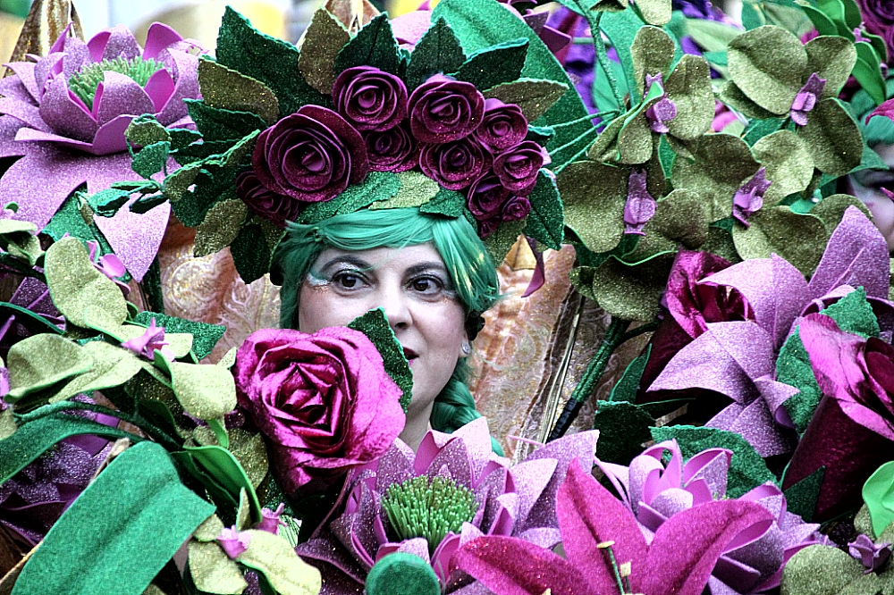 Desfile Carnaval 2016 Ourense Orense 4