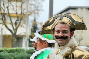 Desfile Carnaval 2016 Ourense Orense 5