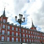 Edificios de la Plaza Mayor de Madrid