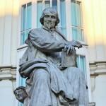 Estatua de Pedro Calderon de la Barca en Madrid – plaza de Santa Ana