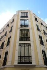 Fachada edificio Cava de San Miguel Madrid