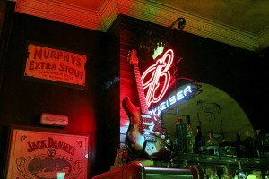 Guitarra electrica Budweiser Jam Session Orense