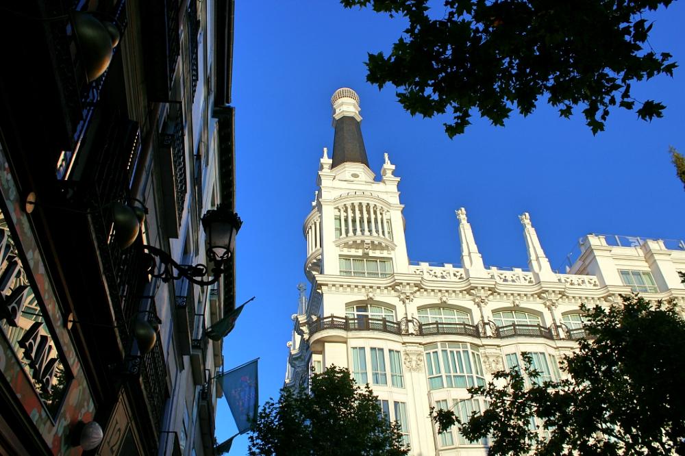 Hotel Plaza Santa Ana Madrid