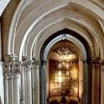 Interior de la catedral – Salamanca