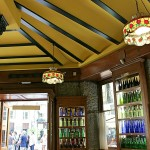 Interior restaurante Cava San Miguel Madrid