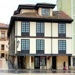 Oviedo junto mercado casco antiguo