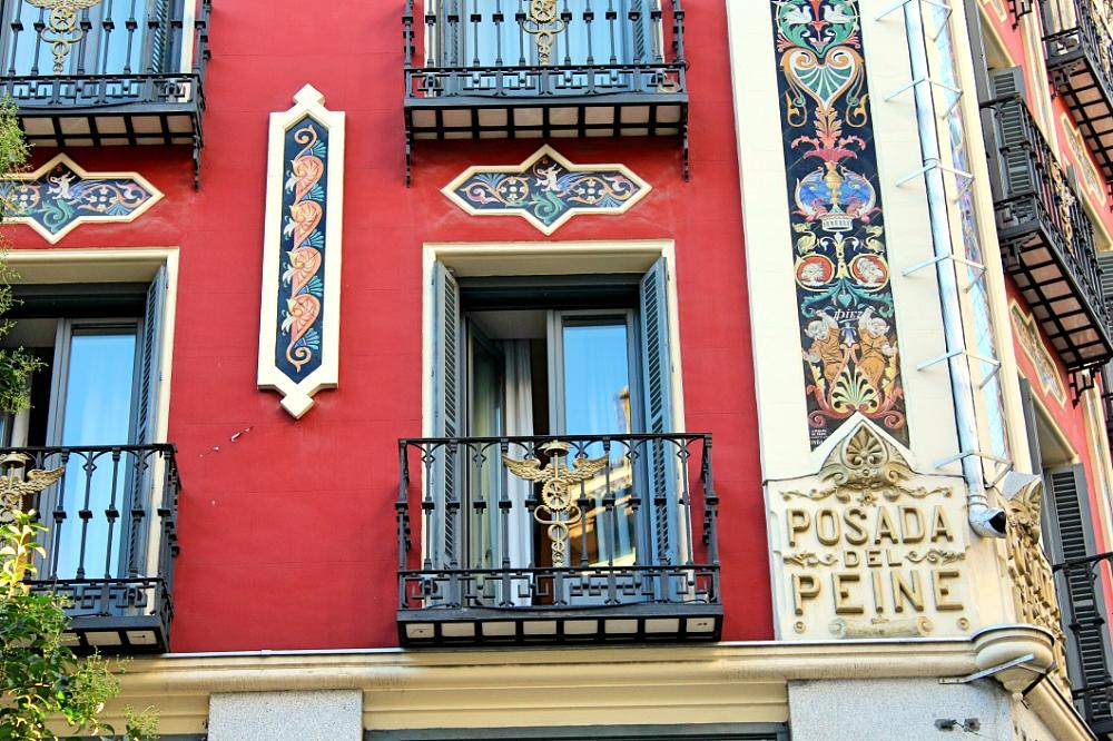 Posada del Peine Madrid