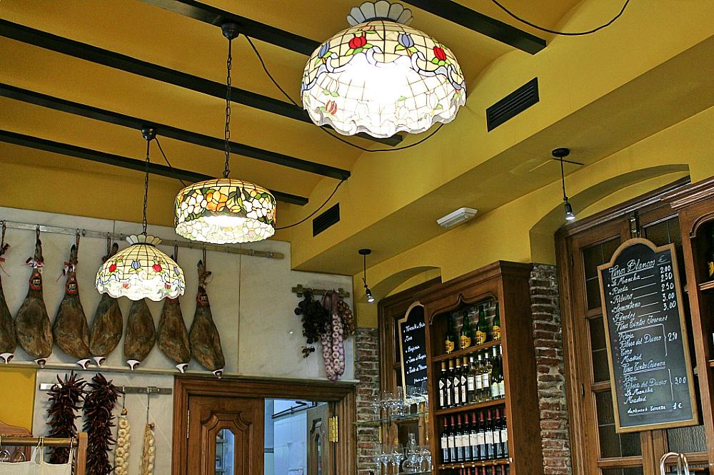 Restaurante Cava San Miguel Madrid
