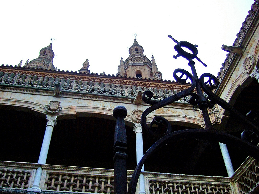 Salamanca casco antiguo