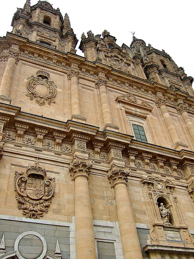 Universidad Pontificia de Salamanca fachada