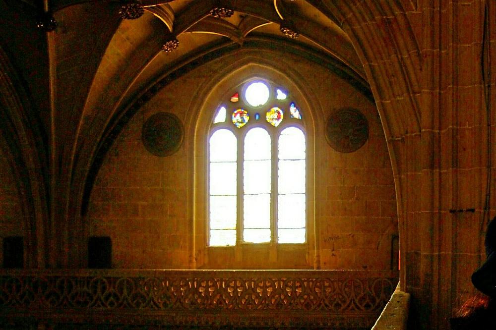 Vidriera catedral Salamanca