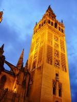 Catedral de Sevilla Torre de la Giralda