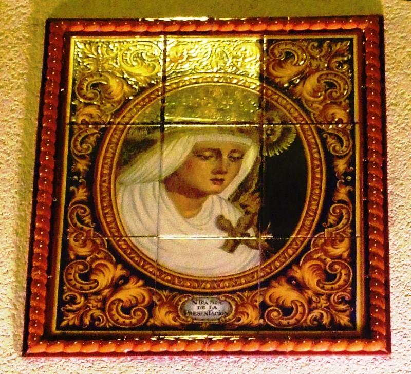 Nuestra Señora de la Presentación Calle Sierpes Sevilla