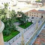 Plaza Anaya desde lo alto de la Catedral – Salamanca