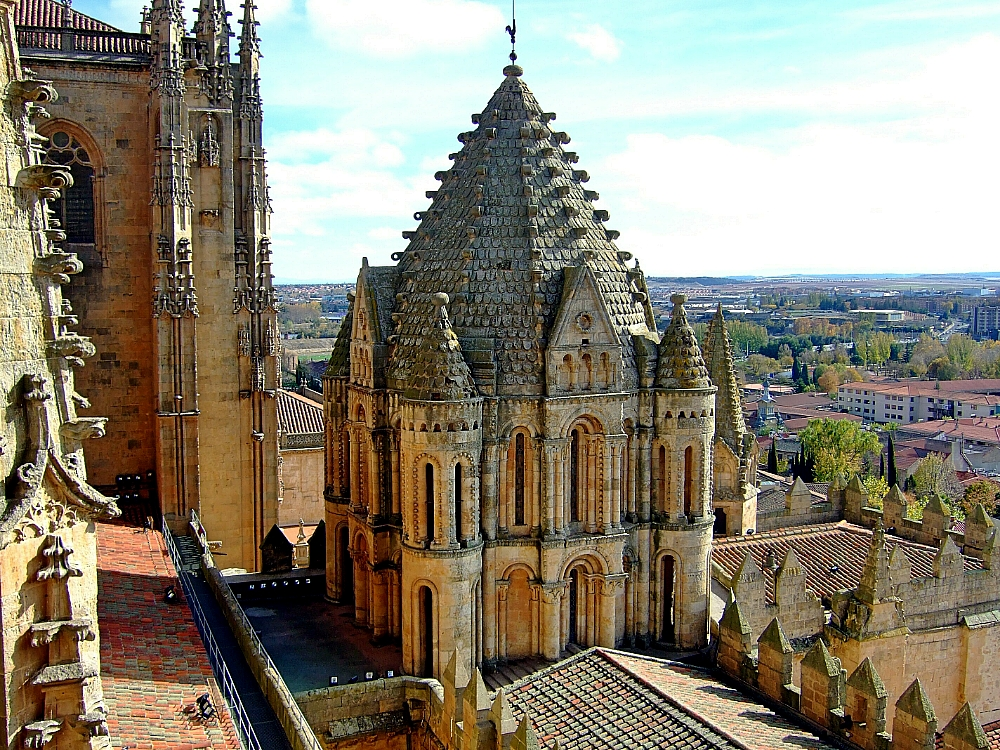 Torreón Catedral Salamanca