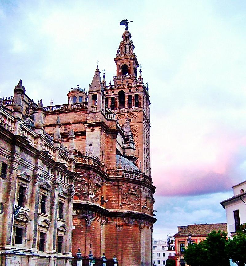 Torre Giralda Sevilla