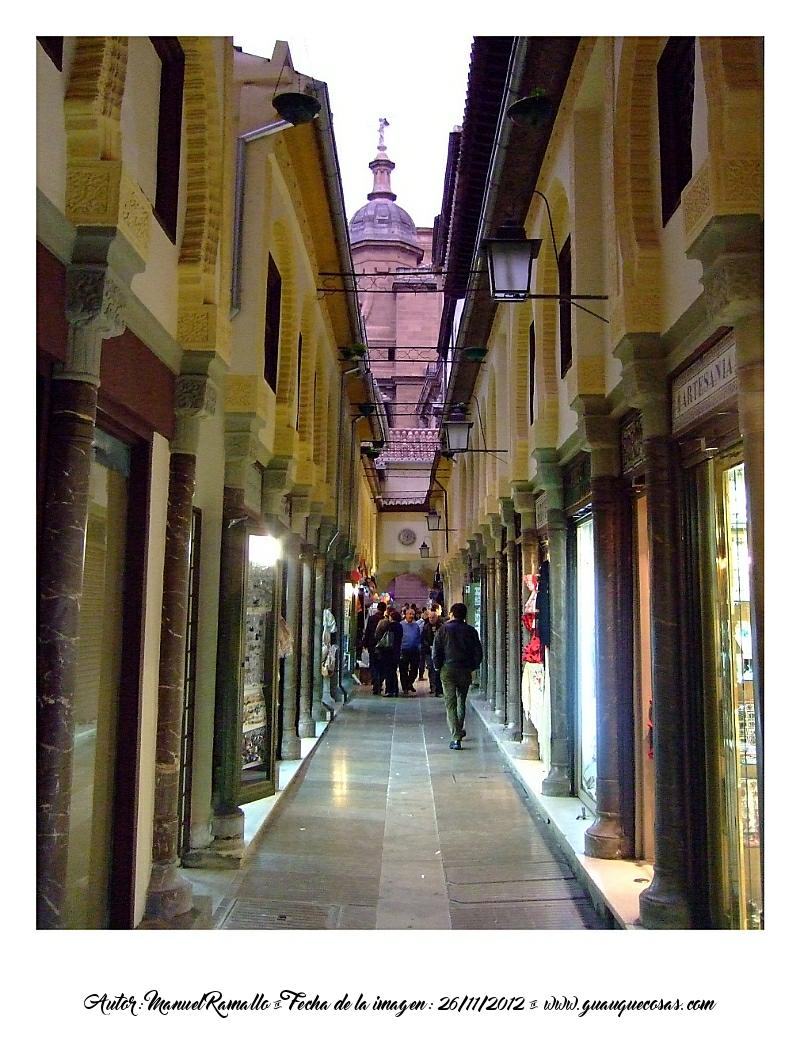 Alcaicería de Granada