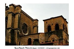 Casco antiguo de Oviedo – Imagen: Manuel Ramallo