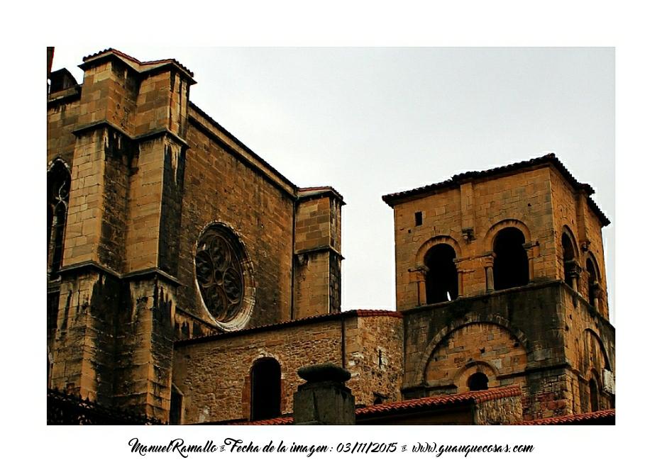 Casco antiguo de Oviedo - Imagen: Manuel Ramallo