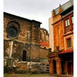 Casco antiguo de la ciudad Oviedo
