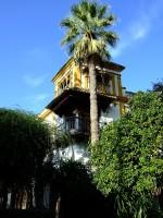 Edificio Sevilla cerca del barrio de Santa Cruz