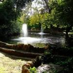Estanque de Parque De María Luisa Sevilla