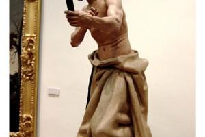 Juan Martínez Montañés – Santo Domingo – Museo de Bellas Artes de Sevilla