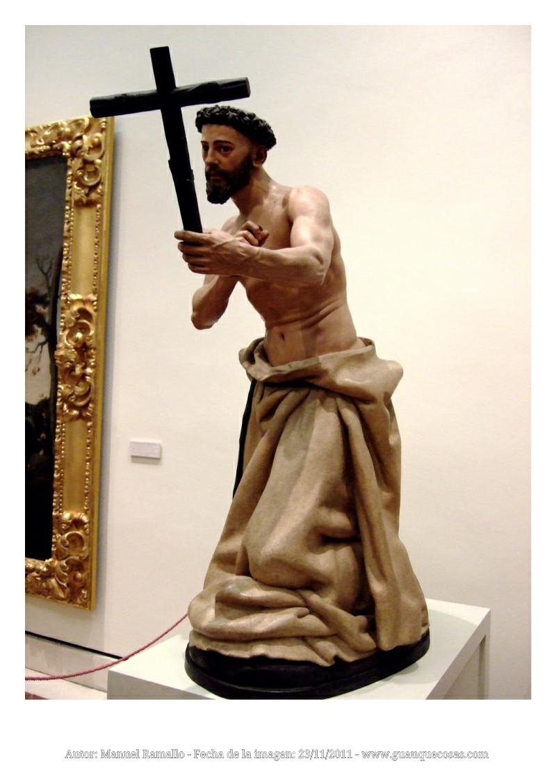 Jusn Martínez Montañés - Santo Domingo - Museo de Bellas Artes de Sevilla