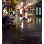 Granada Bajo la LLuvia