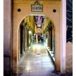 Mercado de artesanía Alcaicería de Granada