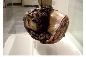 Museo de Bellas Artes de Sevilla – Cabeza de san Juan Bautista. Gaspar Núñez Delgado 1.591