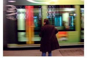 Pasa el metro en Sevilla