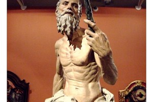 Pietro Torrigiani – San Jerónimo penitente – Museo de Bellas Artes de Sevilla