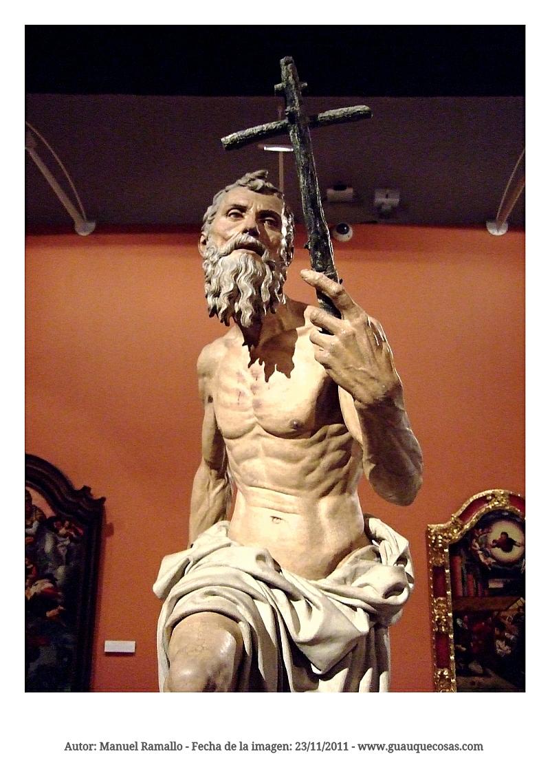 Pietro Torrigiani - San Jerónimo penitente - Museo de Bellas Artes de Sevilla