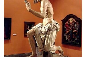 San Jerónimo penitente de Pietro Torrigiani Museo de Bellas Artes de Sevilla